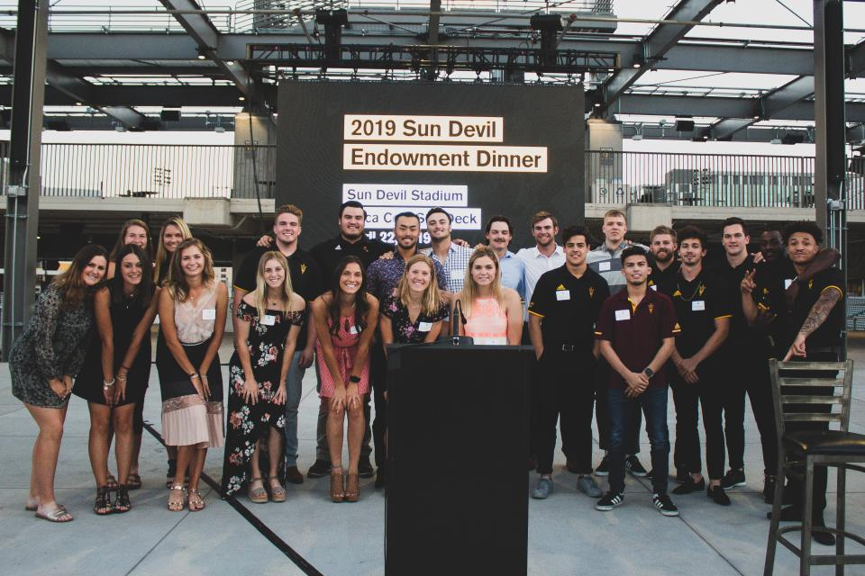 Sun Devil Club Scholarship Endowment