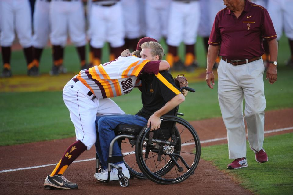 Cory Hahn Night; Sun Devil Baseball; Packard Stadium