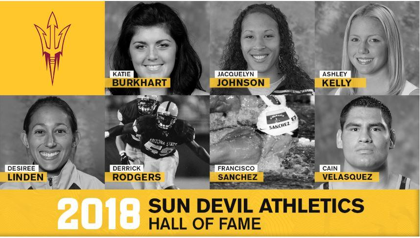 2018 Sun Devil Athletics Hall of Fame Luncheon and Induction Ceremony