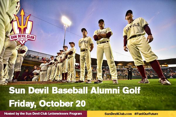 Sun Devil Baseball Alumni Weekend
