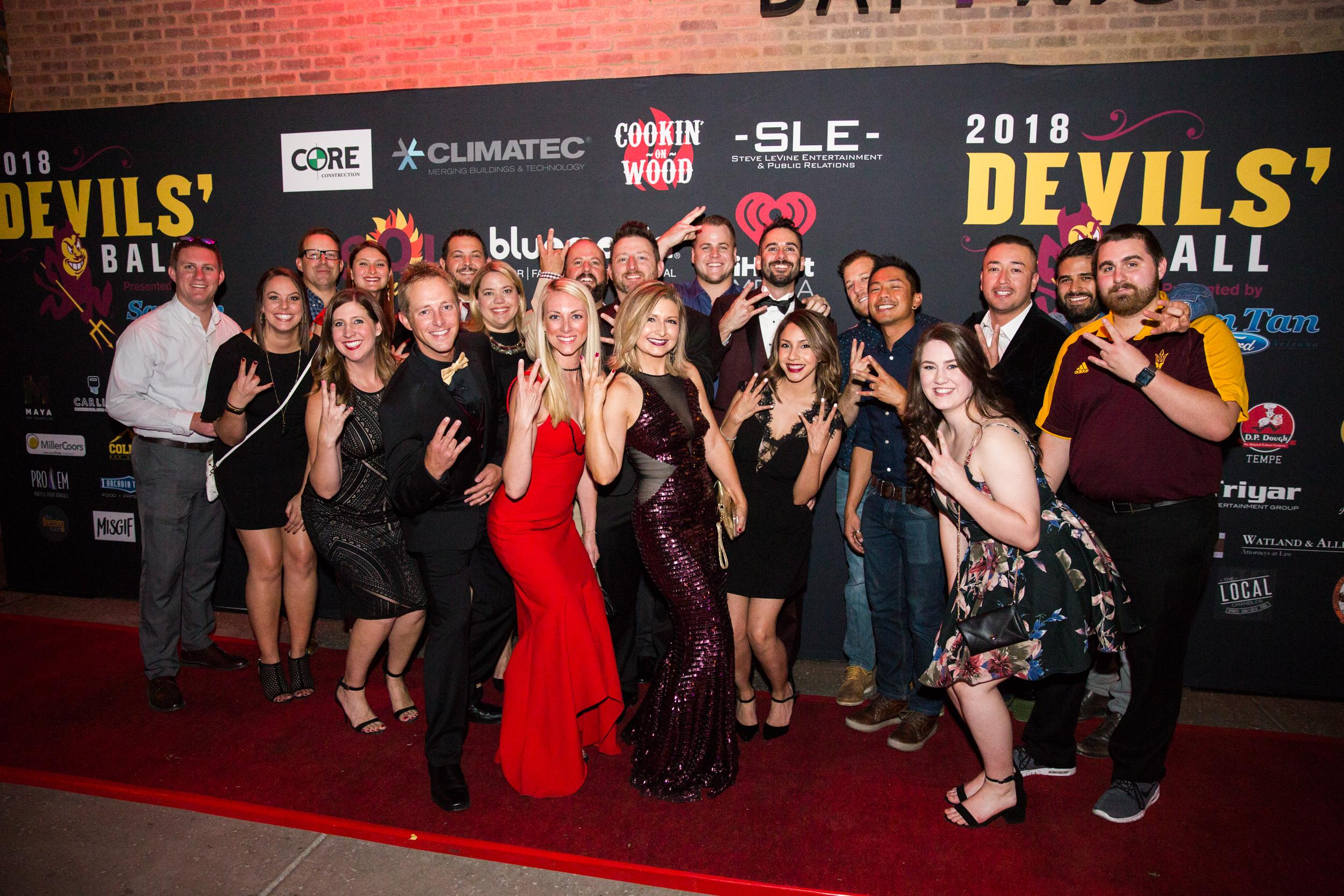Sun Devil Club Young Professionals Group Devils' Ball