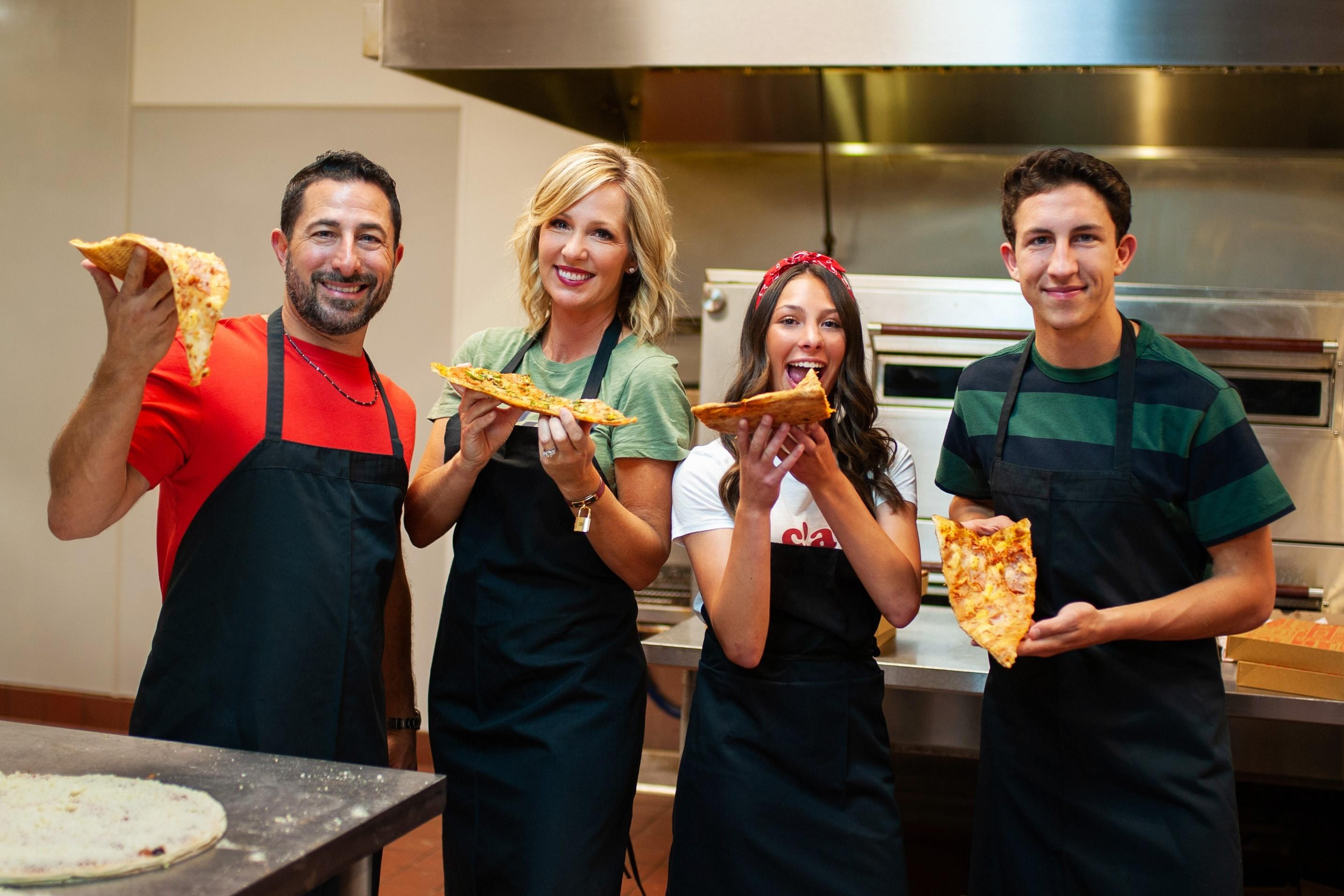 Domenick Montanile Venezia's New York Style Pizzeria ASU Sun Devils