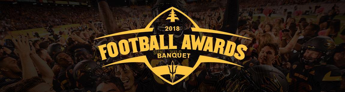 2018 Sun Devil Football Awards Banquet