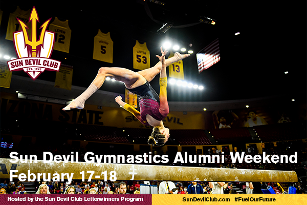 ASU Sun Devil Women's Gymnastics