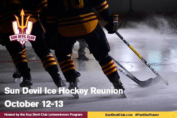 2018 Sun Devil Hockey Alumni Weekend