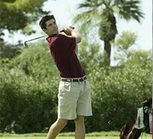 Pat Moore, Sun Devil Golf