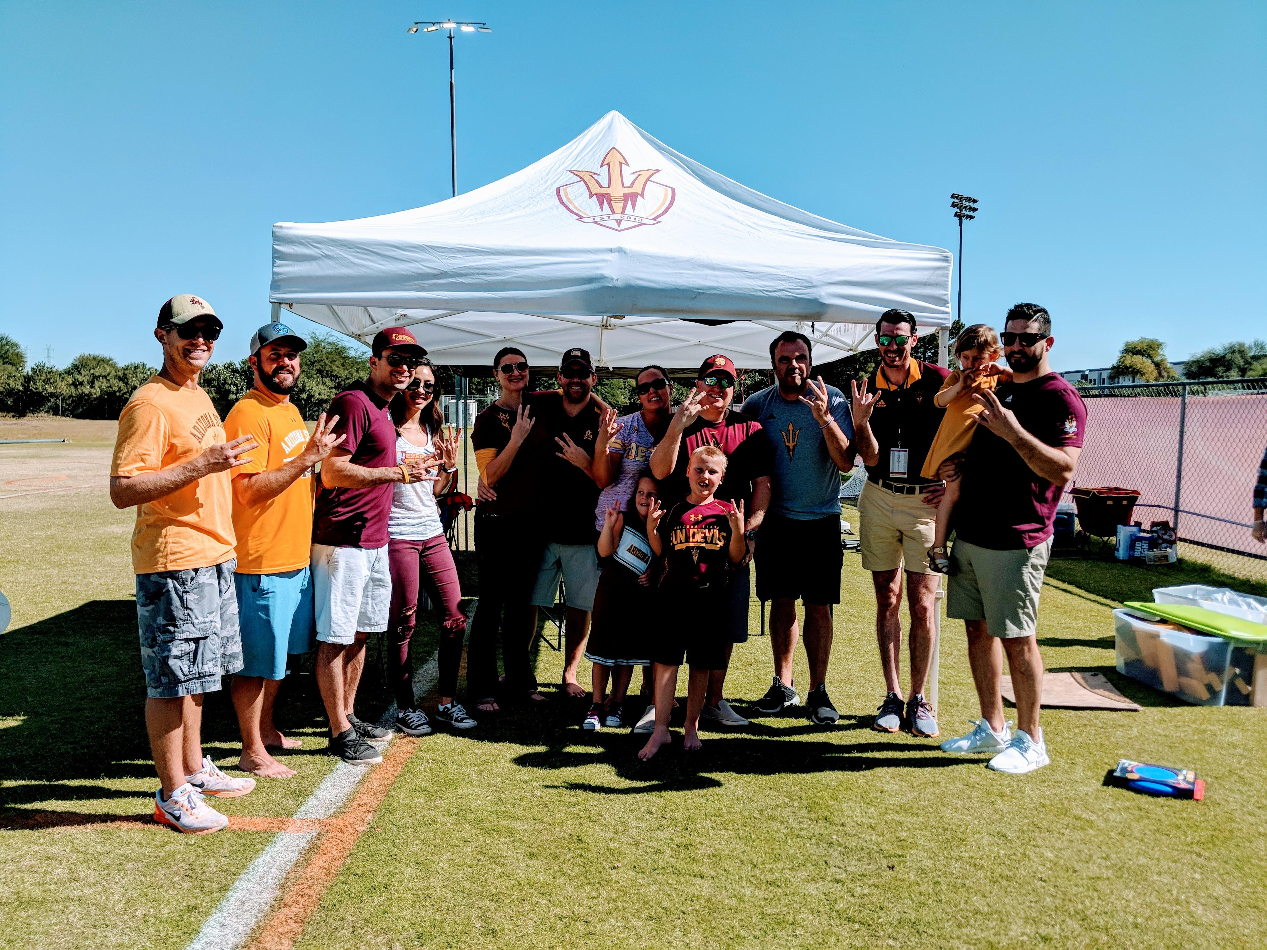 Sun Devil Club Young Professionals Group Sun Devil Soccer