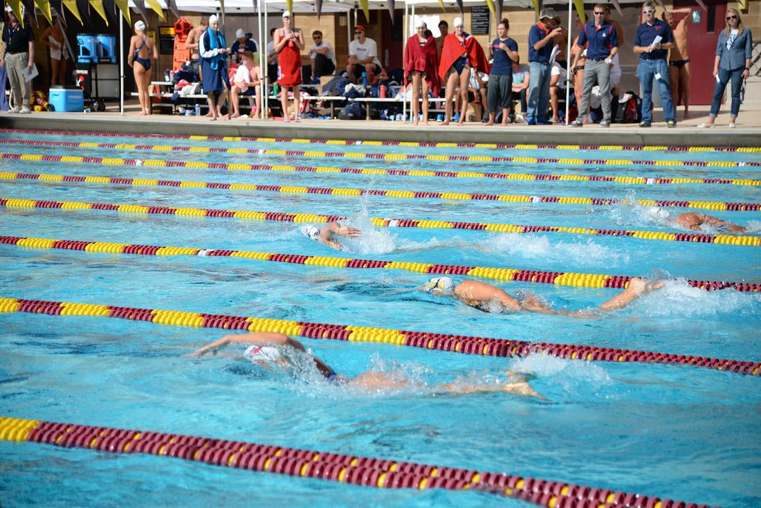 Sun Devil Swimming and Diving