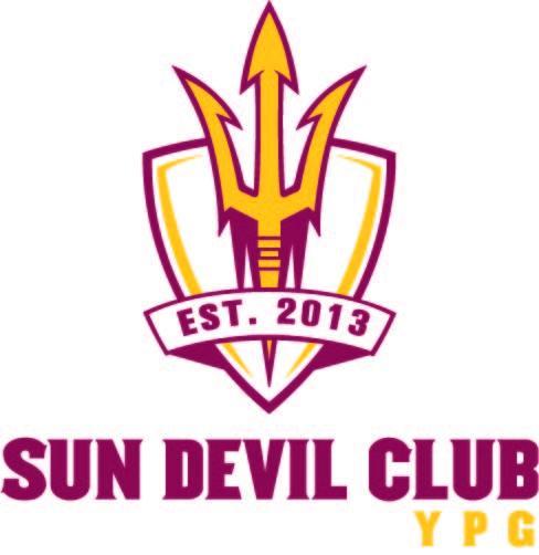 SDC YPG Sun Devils Sun Devil Club Arizona State University Young Professionals